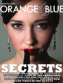 Orange & Blue Magazine: Art Direction, Magazine design